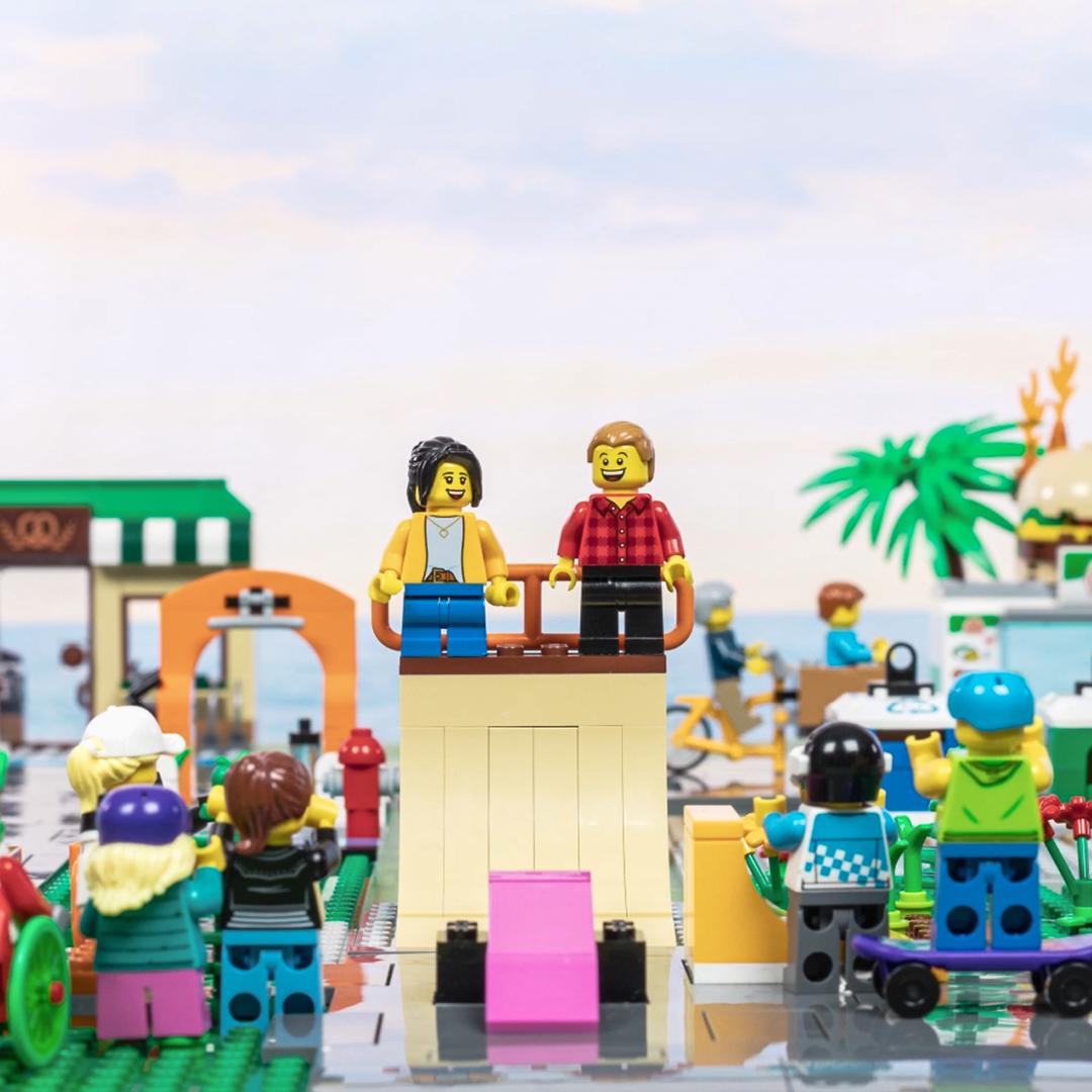 DBF-Lego - City - 1x1
